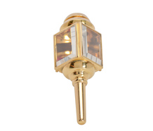 Gold Lantern Brooch - Mellerio Paris