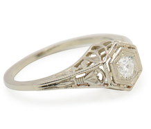 Envied Solitaire Diamond Engagement Ring