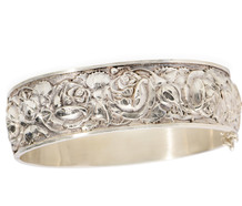 A Rose By Any Other Name Bangle