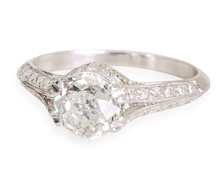 Ever After - Diamond Engagement Ring