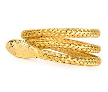 Seductive Retro Snake Bracelet