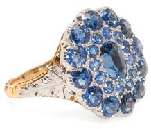 My Blue Heaven - Sensational Sapphire Ring