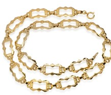 Taste of Tiffany Gold Necklace