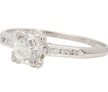 Life's Emotion - Diamond Engagement Ring