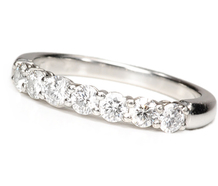 Tiffany & Co. Diamond Eternity Band
