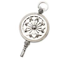 Decorative Georgian Ornate Watch Key