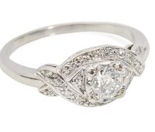 Platinum Pleasure - Diamond Engagement Ring