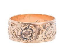 Victorian Love - Wide Eternity Band