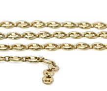 Italian Style & Design - Vermeil Chain