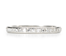 Distinction - French Cut Diamond Eternity Band
