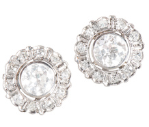 Must Haves! Diamond Stud Earrings
