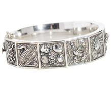 Abundance - Topazio Silver Harvest Bracelet