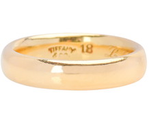 Antique Tiffany Wedding Ring of 1906