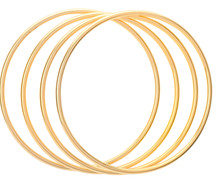 Cartier Vintage Gold Bangle