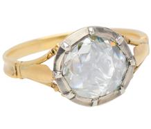 Simply Irresistible - Rose Cut Diamond Ring