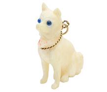 Capricious Canine - Edwardian Hand Carved Charm