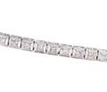 Stand in Line - Diamond Art Deco Bracelet