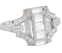 Fashion Forward Diamond Ring
