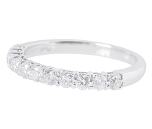 For You - Diamond Half Eternity Band
