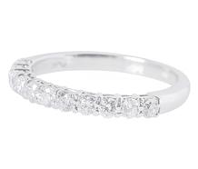 For You - Diamond Half Eternity Band