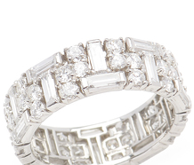 Wonder Wheel - Diamond Eternity Band