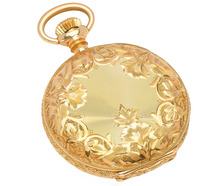 Christmas Past 1909 - Pocket Watch Locket