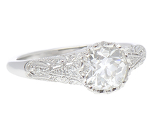 More than Before - Glittering Diamond Ring