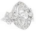Wm. Wise & Son Vintage Diamond Ring