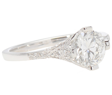 Down the Aisle - 1.39 ct. Diamond Ring