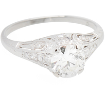 Everything You Hoped Diamond Ring