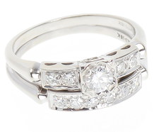 A Soulful Vow - Wedding Ring Set