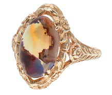 Magical Mystery Tour - Jelly Opal Ring