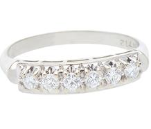 Jubilee of Love - Half Eternity Diamond Ring