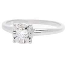 Fabulous Fifties Diamond Engagement Ring