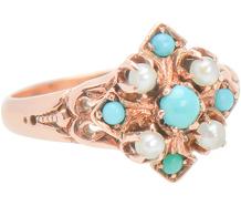 Treasure Island  - Turquoise Ring
