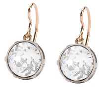 Sizzle & Dazzle - Paste Dangle Earrings