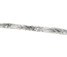 Swedish Designed Sterling Silver Bangle