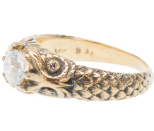 Wisdom - Owl Diamond Set Ring