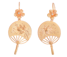 Harmony & Serenity - Victorian Earrings