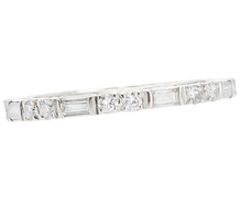 Into the Light - Full Diamond Eternity Band