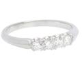 Celebration - Diamond Half Eternity Ring