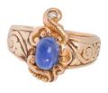 Visions of Maharajas - Sapphire Diamond Ring