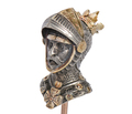 A Knight to Remember Victorian Stickpin