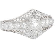More than an Edwardian Diamond Ring