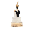 Wedding Cake & Topper Surprise Charm