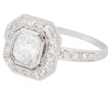 White Wedding - Diamond Enagement Ring