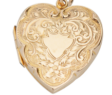 Close to the Heart - English Locket Pendant