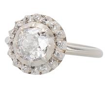 Light & Harmony - Diamond Cluster Ring
