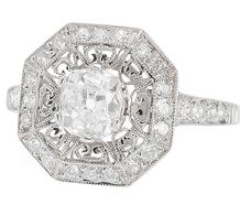 Know Wonder - Diamond Ring