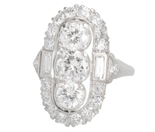 Lavish Bauble - Superlative Diamond Ring